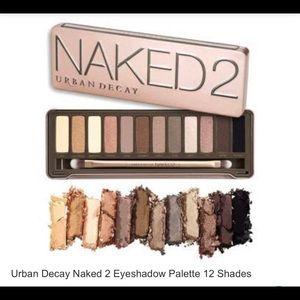 Urban decay Naked2 eyeshadow